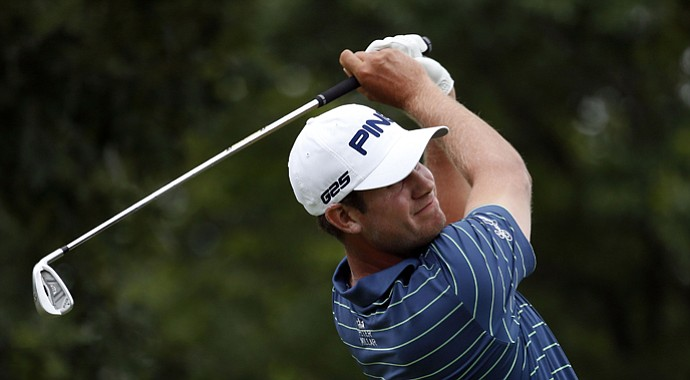 Harris English during the second round of the 2013 FedEx St. Jude Classic in Memphis, Tenn.