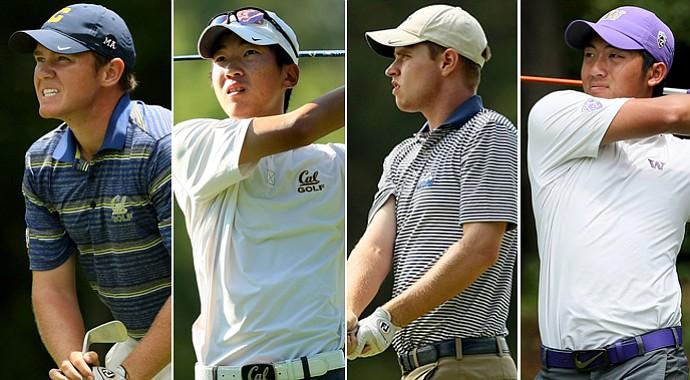 Michael Weaver, Michael Kim, Kevin Phelan and Cheng-Tsung Pan.