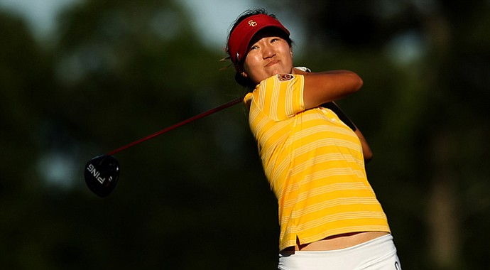 Annie Park went 36 bogey-free holes at sectionals to qualify for the 2013 U.S. Women's Open.
