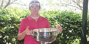 Horsfield, 16, romps to Florida State Amateur title