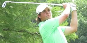 Joey Johnson wins the Missouri Amateur