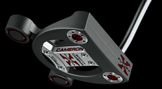 The Scotty Cameron for Titleist Futura X Mallet, the putter Adam Scott used to win the 2013 Masters, will be made available to the public starting Aug. 1.