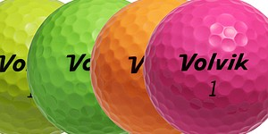 Companies look to push colored golf balls in U.S.