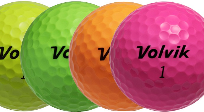 Colored golf balls have significant marketshare in the global market. And several companies, particularly, Volvik are hoping to boost their sales in the U.S.
