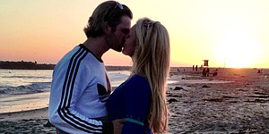 Gulbis engaged to former Yale quarterback