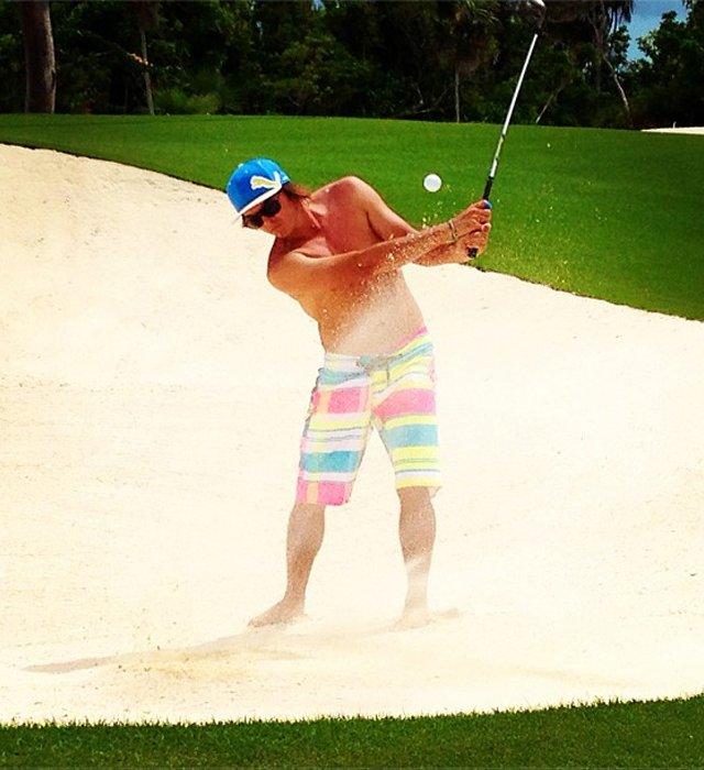 Golfweek Rickie Fowler Puma Golf Volcom Fowler Shows