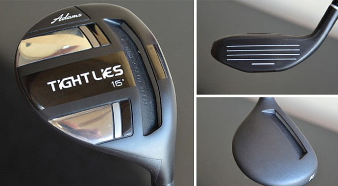 Adams Golf is reviving the Tight Lies fairway wood. Like the original, it promises to be the easiest fairway wood to hit.