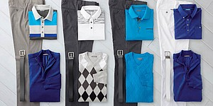 Justin Rose's apparel at 2013 Open Championship