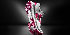 Pettersen developed the Nike FI Impact golf shoe