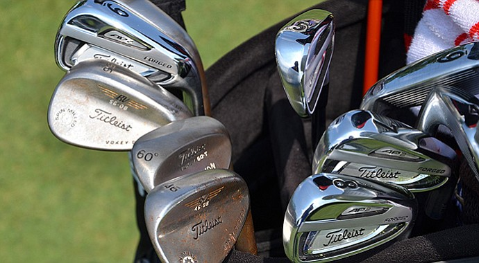 A look at Jordan Spieth's winning equipment at the John Deere Classic.