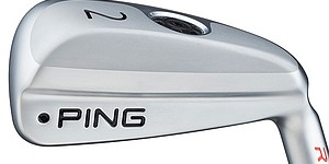 Ping debuts Rapture driving iron prototype