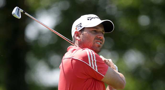 Sergio Garcia is among the favorites for the British Open.