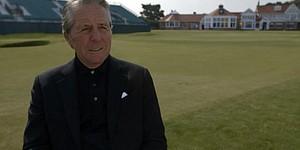 VIDEO: Gary Player talks about winning an Open Championship