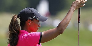 Cheyenne Woods falls off the pace at Open de Espana