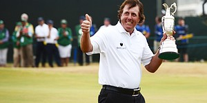 Bulldog's Blog: Mickelson proves masses wrong