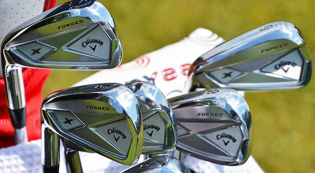 Phil Mickelson's equipment at the Open Championship.