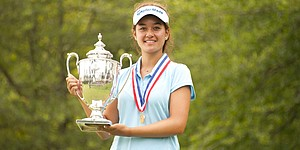 Then carries TaylorMade in U.S. Girls' Junior win