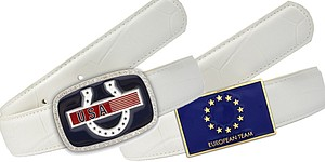 Druh belts and buckles official Solheim Cup sponsor