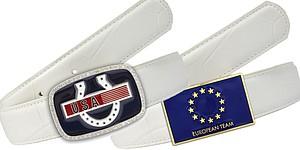 Druh belts and buckles official Solheim Cup sponsor