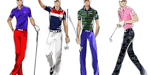 Billy Horschel's apparel for 2013 PGA Championship