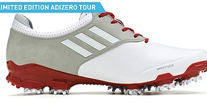 Limited edition of adizero Tour in play at PGA