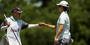 Experience lands Feng a spot in Women's Am final