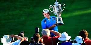 Masterful ballstriking leads Dufner to PGA glory