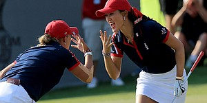 Wie, Kerr a match made in Solheim heaven for U.S.