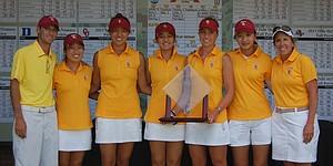 Women's Midweek Report: USC, Kim start fast