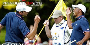 SPECIAL EDITION: Presidents Cup, Day 1