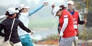 Beijing event won�t be played this fall, LPGA says