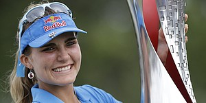 Lexi Thompson wins second career LPGA title