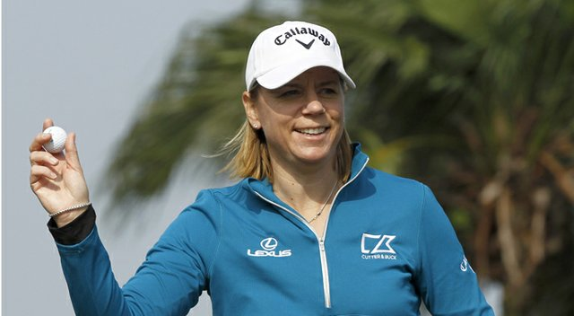 Annika Sorenstam (file photo)