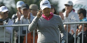 Tseng to host AJGA invitational for girls in 2014