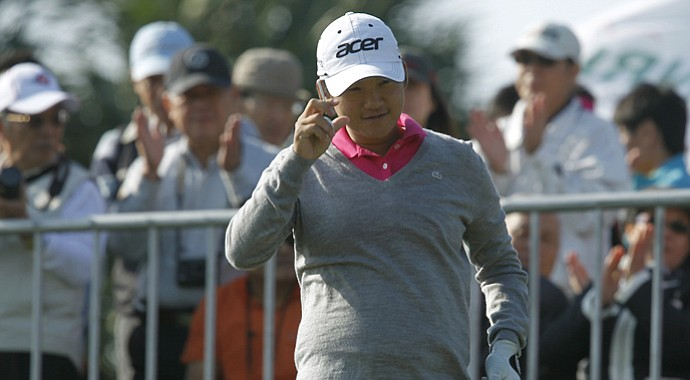 Yani Tseng will host an AJGA invitational for junior girls beginning 2014.