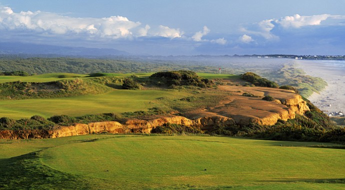 No. 16 at Bandon Dunes