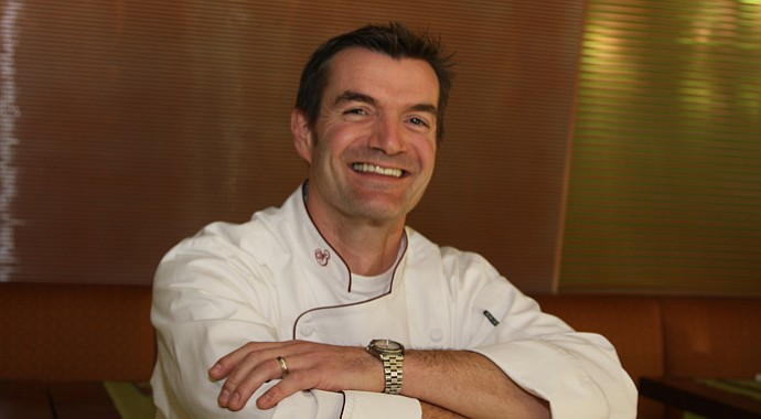 Chef Bertrand Bouquin of the Broadmoor Resort in Colorado Springs, Colo.