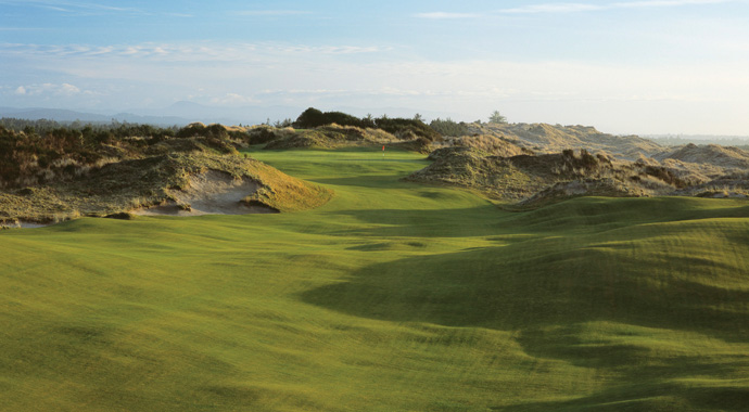 A look at the Golfweek�s Best top 100 Resort Courses, topped by Pacific Dunes.