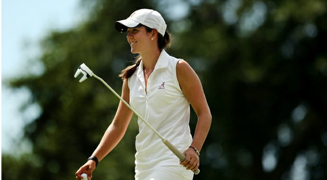 Emma Talley during the U.S. Women's Amateur.