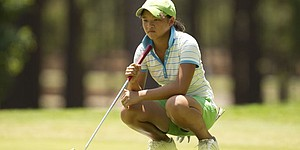 Khang qualifies for Women's Open, wins pro event