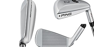 Ping Rapture driving iron