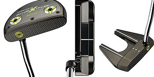 Odyssey Metal-X Milled putters