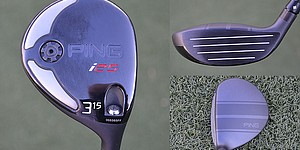 Ping i25 fairway woods