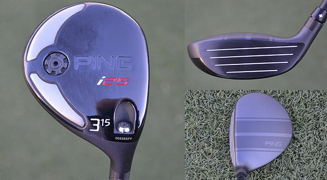 Ping's newest i-Series fairway woods are forgiving, launch the ball higher and reduce spin more effectively.
