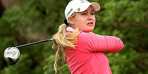Ko joins wave of young talent on, around LPGA