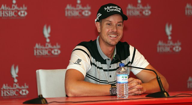 Henrik Stenson won both the FedEx Cup and Race to Dubai in 2013.