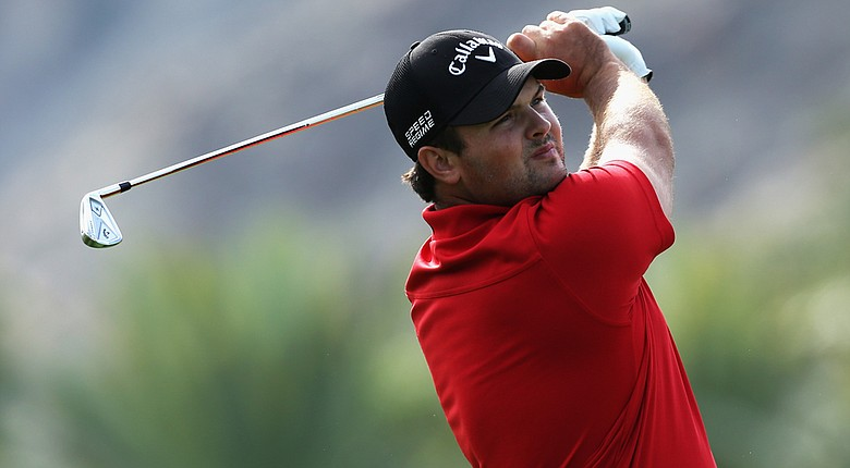 Patrick Reed started the final round with a seven-shot lead after three consecutive 63s.