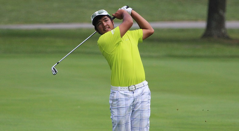 Ryoto Furuya will take a two-shot lead into the final round of the AJGA's Puerto Rico Junior Open.