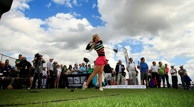 Blair O'Neal will start her 2014 campaign playing in the Cactus League, followed by the Symetra Tour season.