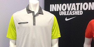 Nike unveils McIlroy-inspired polo